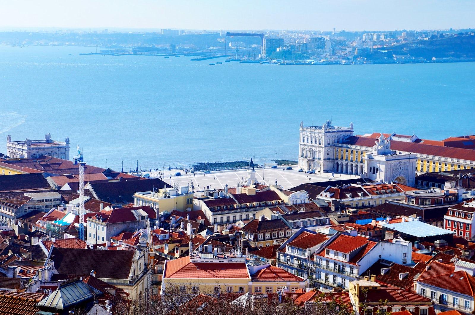 One-day stroll in Lisboa